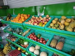 Fruits Rack
