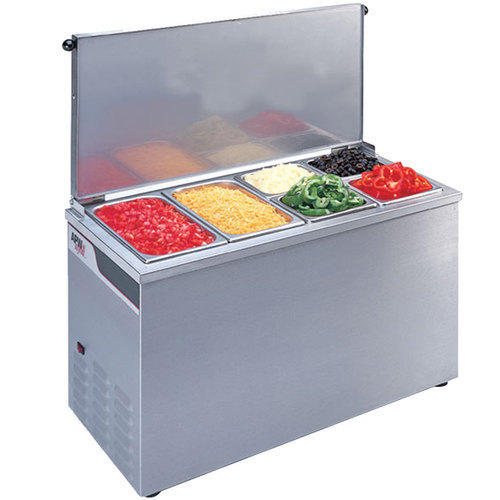 Compartment Freezer and Chiller