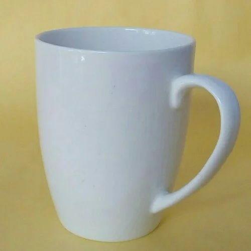 S C I White Promotional Bone China Coffee Mug Size 230
