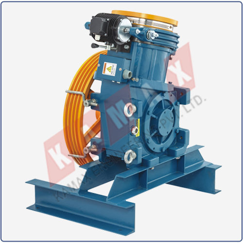 Traction Machines - Power Elevator Traction Machine