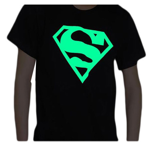 Superman Glow In Dark T Shirts At Rs 170 Piece S T Shirts Id