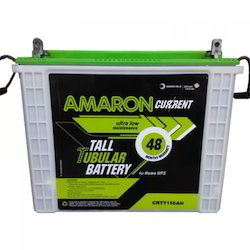 Amaron Tall Tubular Battery, for Home and Office