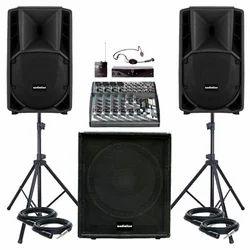 Sound System Installation Service