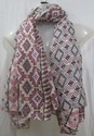 Voile Twill Printed Scarves
