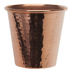 Hammered Copper Tumbler - NJO 6606