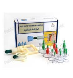 Vacuum Cupping Set Of 12 Kl