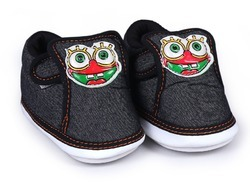 Plain Daily Wear Baby Shoes Super Krish Jeans