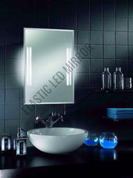 Fancy Mirror with LED Lights