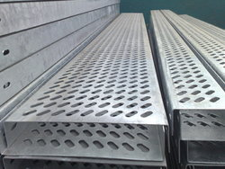 Perforated Aluminum Cable Trays