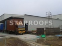 Warehouse Roofing Shed Contractors