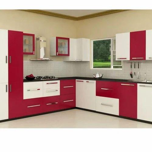 Modern Modular Kitchen Designs India Modular Kitchen Kolkata: Modular Kitchen, मॉडर्न किचन, मॉडर्न रसोई - Bhagabati Engineering, Kolkata
