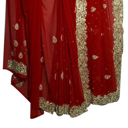 Ladies Zari Saree