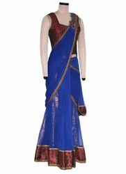 Himadri Stitched Sari - EG0342