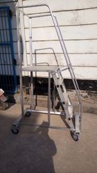 SKL Trolley Step Ladder