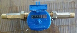 domestic multi jet water meter 1 2 inch size