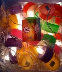 Plastic Decorative Chain Diya Lamp