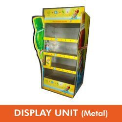 Metal Display Unit
