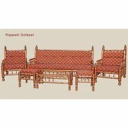 Rajwadi Sofa Set