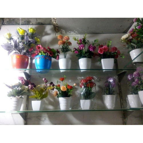 225 & Decorative Artificial Flowers Pots