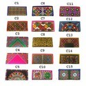 Embroidered Hand Wallet