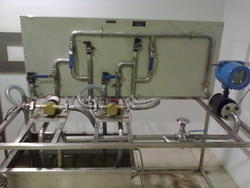 SA Flow Metering System