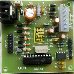 Eco Weighing Scale PCB