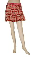 Rajasthani Short Skirt