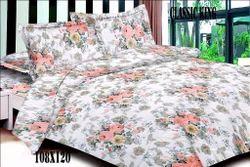 Hotel Satin Bed Sheet