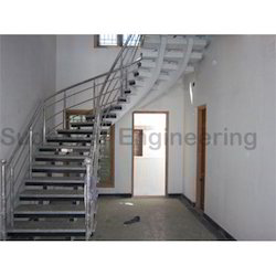 Commercial SS Handrail