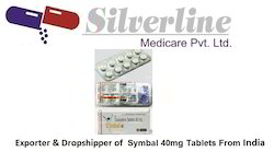Symbal 40mg Tablets