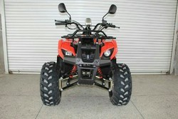Red 125 CC Neo ATV Motorcycle