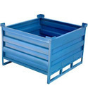 Blue Palletised Box, For Industrial Usage