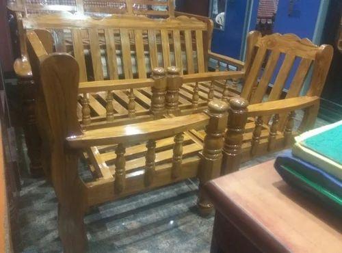 Wooden Sofa At Rs 24500 Set व डन स फ स ट Sri