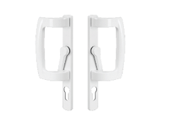 Sliding D Door Handle (UPVC)