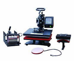 Digital Mug Printing Combo Machine