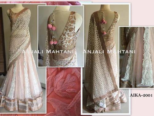 4745af7daf Wedding Wear Georgette Designer Lehenga Choli, Rs 2300 /piece | ID ...