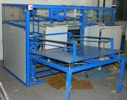 Fully Automatic Carton Erector Machine With Edge Sealing