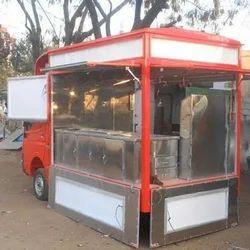 Mobile Food Van Body