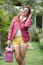 Fancy Ladies Short Jacket