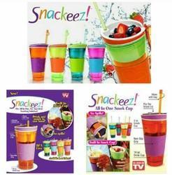 Snackeez Sneak Cup