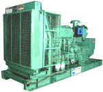 Generators On Hire (250 KVA To 500 KVA)