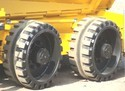 Road Paver Finisher Tyre