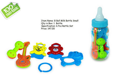 Baby Toys Round Shape Baby Rattle Toy Wholesale Trader From Malappuram