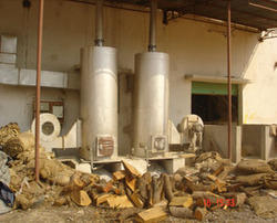 Wood Hot Air Generator