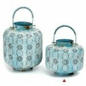 Designer Trendy Iron Lantern (set Of 50)