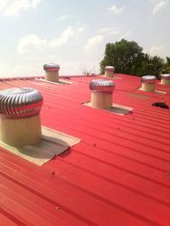 Roof Top Turbine Air Ventilator