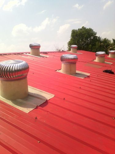 Roof Top Turbine Air Ventilator