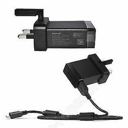 1.5 Amp Travel Charger ,USB Data Cable - For Sony Xperia