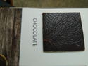 Chocolate Leathers Covers