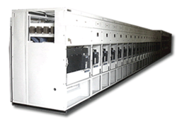 Main Power Control Centre Panels
